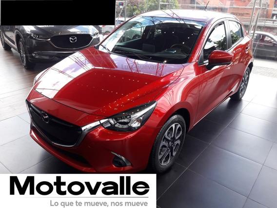 Mazda 2 Hb Grandtouring Rojo Aut. 2020