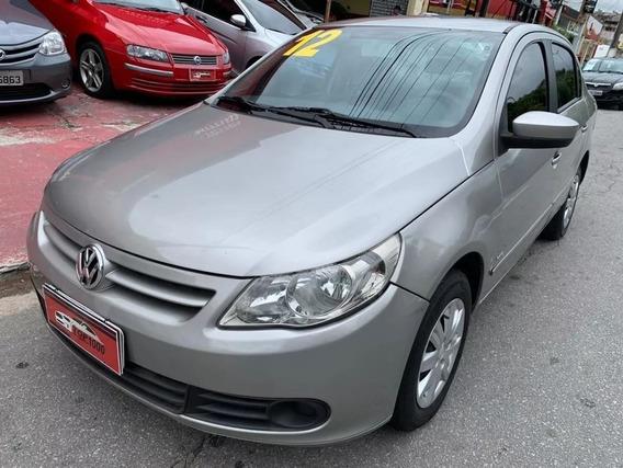 Volkswagen Voyage 2012 1.0