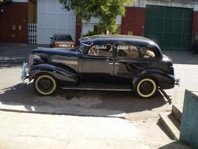 Coche Antiguo Chevrolet Master De Lujo Modelo 1939