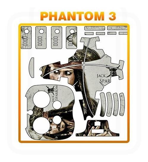 Skin Dji Phantom 3 Standart E Advanced