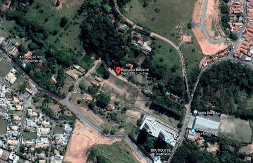 Área À Venda, 4000 M² Por R$ 1.800.000 - Santa Cruz - Itatiba/sp - Ar0325