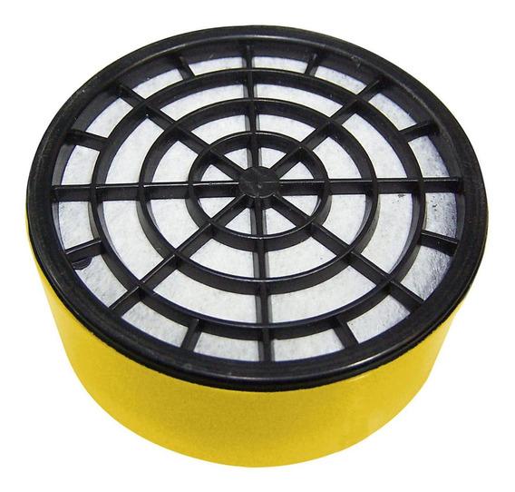 Repuesto Filtro Mascara Antigas Doble Y Sencilla 452066