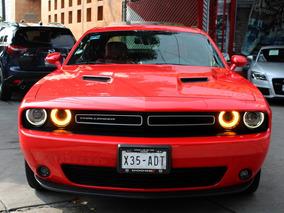 Dodge//challenger Black Line// 2015 Piel, Xenon Seminuevo!!