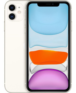 Apple iPhone 11 Branco Anatel 64 Gb Lacrado 4 Gb Ram Dual