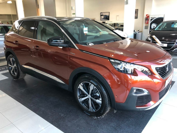 Peugeot 3008 2.0 Gt-line Hdi Tiptronic 0km - Darc