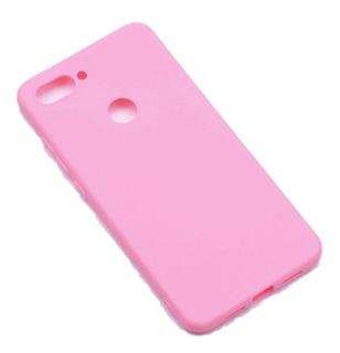 Capa Case Silicone Fosco Xiaomi Mi8 Lite