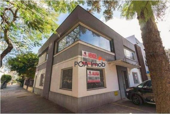 Casa Comercial Para Locação, Petrópolis, Porto Alegre. - Ca0310
