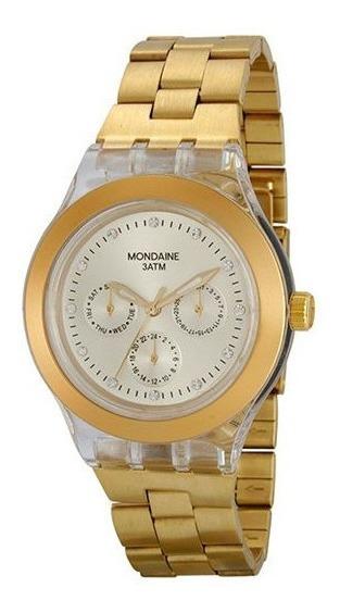 Relógio Mondaine Feminino Monwatch 94147lpmedyh