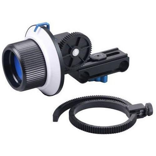 Follow Focus Com Anel F1 Câmeras Dslr