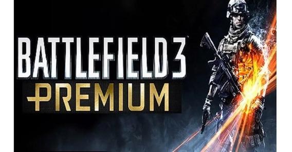 Battlefield 3 - Premium Dlc Origin Cd Key Pc Original