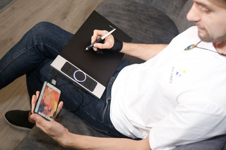 Tableta Digitalizadora Profesional Dibuj Xp-pen Deco = Wacom