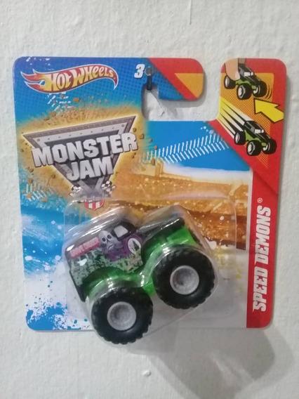 Carrito Hotwheels Monster Jam (original Matel )