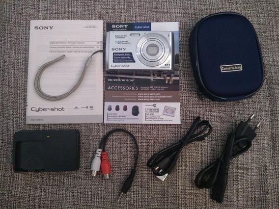 Câmera Sony Cyber-shot Dsc-w510