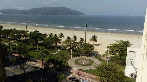 113 B - Santos - Boqueirão - 02 Ds (01 Suíte) - Vista Mar