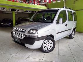 Fiat Doblo 1.8 Elx 5p 2006 Prata