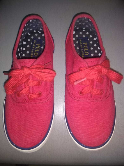Zapatillas Polo Ralph Lauren. Nro 30.5.