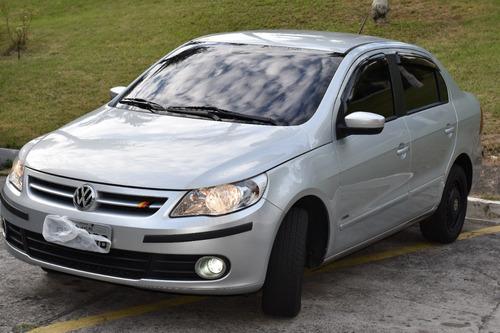 Volkswagen Voyage 2010 1.6 Vht Trend Total Flex 4p