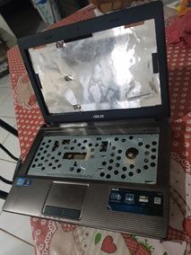 Carcaça Asus X44c Pra Peças R$130