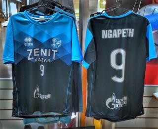 Camiseta Ngapeth Zenit Kazán (replica)