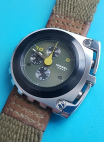 Relógio Diesel Cronógrafo Militar