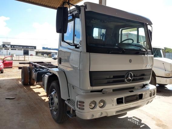 Mercedes-benz Atron 1719 Toco