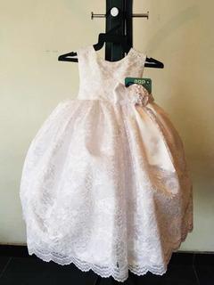 Vestidos Ampones Para Niña Ropa Y Calzado Bebes Todo Para