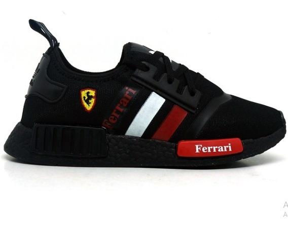 Tenis Ferrari Masculino Novo Na Caixa Lancamento 2019 Corrid