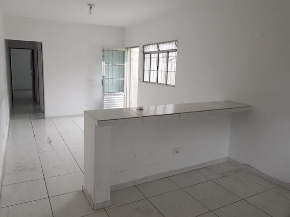 Casa Para Alugar - 4 Cômodos - Jd Pinheirinho - Embu Das Artes - 292 - 33751900