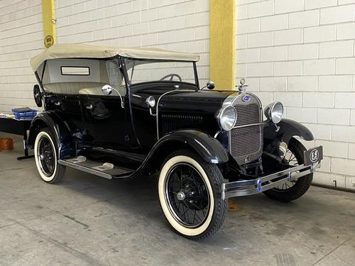 Ford Phaeton 4pts - 1929