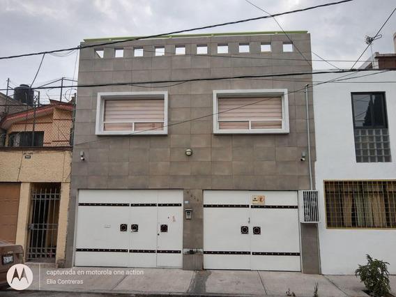 Edificio En Venta Con Departamentos Alcaldía Gustavo A. Madero