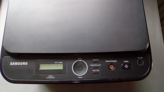 Impressora Multifuncional Laser Samsung Scx4600 Revisada