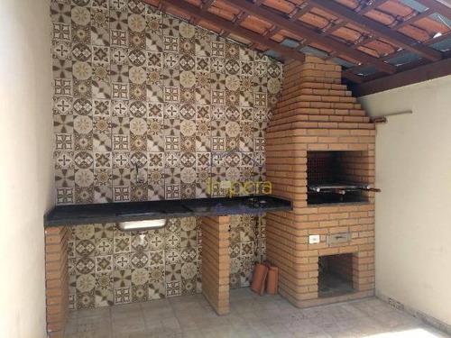 Imagem 1 de 8 de Casa Com 2 Dormitórios À Venda, 75 M² Por R$ 250.000,00 - Residencial Armando Moreira Righi - São José Dos Campos/sp - Ca0486