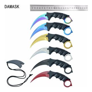 Cuchillo Karambit Cuchillo Tactico Militar Caceria Knife Env