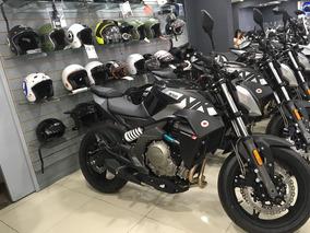 Cf Moto Nk650 Con Abs Test Rider Sauma Motos