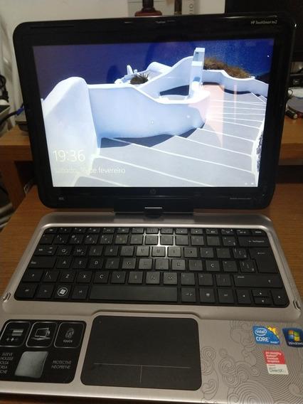 Hp Touchsmart Tm2 Touch-screen I3, 4gb, Hd 500