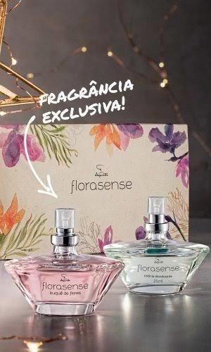 Kit Florasense Feminino Por Jequiti A Marca Das Marcas