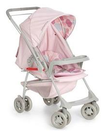 Carrinho De Bebê Reversível Ii Milano Galzerano