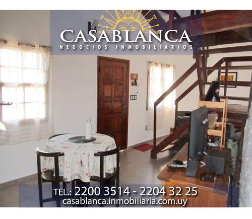 Casablanca - A Pasos De Avenidas, Impecable Duplex