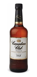 Miniatura Whisky Canadian Club X50cc
