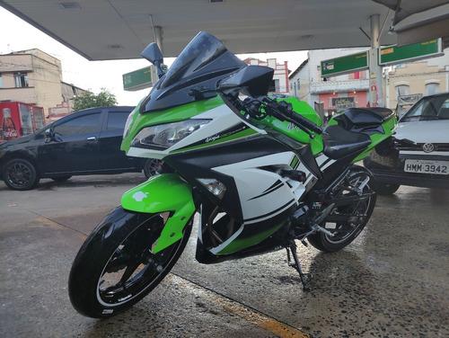 Imagem 1 de 8 de Kawasaki Ninja 300 Zx3-r