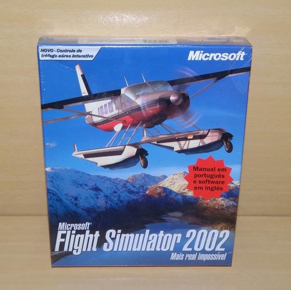 Microsoft Flight Simulator 2002 - Lacrado - Pc