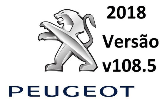 Atualização Gps Peugeot 308 408 508 3008 Mapa V108.5 2019