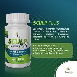 2 Sculp Plus 30 Dias De Tratamento