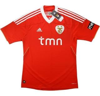 2011-2012 Jersey Benfica De Portugal