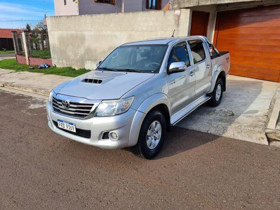Toyota Hilux Srv 3.0 4x4 Manual 2013