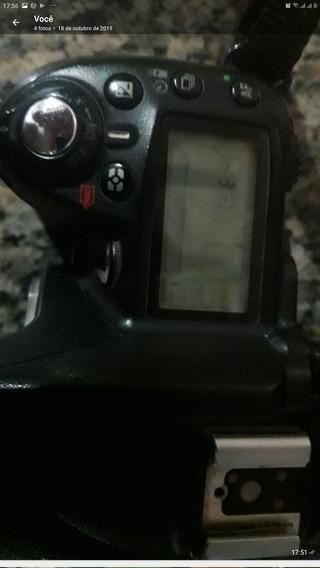 Maquina Nikon D 90