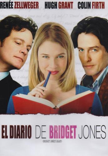 El Diario De Bridget Jones Renee Zellweger Pelicula Dvd