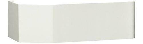 Placa Base De Calor Limpio Cubre Placa De Empalme Brillante