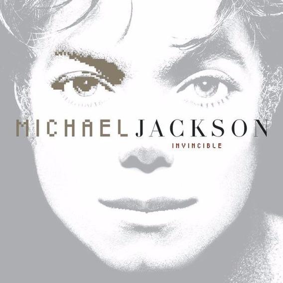 Michael Jackson Invincible Cd Nuevo Original