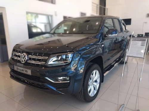 Volkswagen Amarok 2020 3.0 V6 Cd Highline